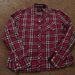 American Eagle Outfitters Flannel